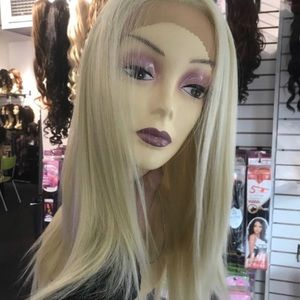 Accessories - Blonde wig 613 Swisslace Lacefront hair Blende